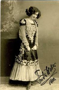 Frida Weber-Flessburg (Quelle: wiki, allgemeinfrei)