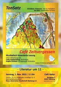 Plakat Marburg_Cafe Vetter_klein