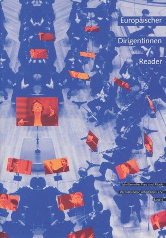 Europäischer Dirigentinnen-Reader © Furore Verlag