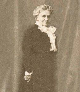 Elfrieda Andrée 1916 © Susanne Wosnitzka