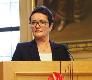 Rosemarie Heilig (Dezernentin für Umwelt und Frauen) © Eva Brendel
