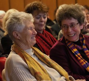 Barbara Heller, Prof. Dr. Beatrix Borchard und Mary Ellen Kitchens © Eva Brendel