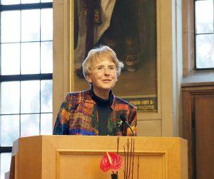 Prof. Dr. Eva Rieger © Eva Brendel