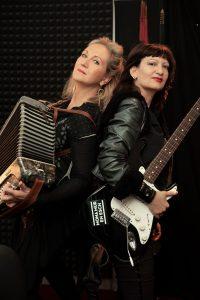Simone Kermes & Mona Mur © Karin Baumann