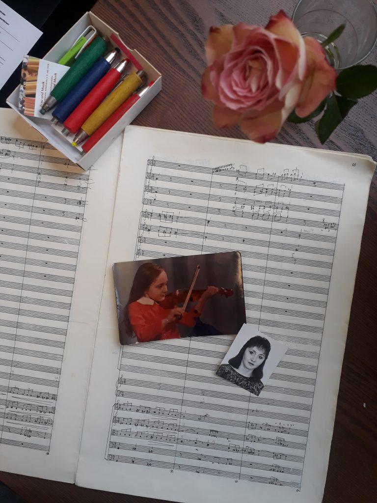 Gedenken an Weronika Aleksandra Markiewicz © Archiv Frau und Musik