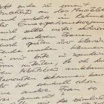 Briefwechsel Heller-Blankenburg (Auszug) © Archiv Frau und Musik