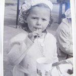 Dr. Vivienne Olive als Kind © privat