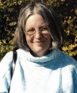Silvia Leonore Alvarez de la Fuente © Archiv Frau und Musik